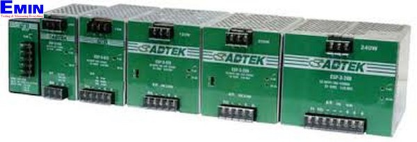 Adtek CSP-3-120-24  Switching power supply (24V, 5A, 120W)